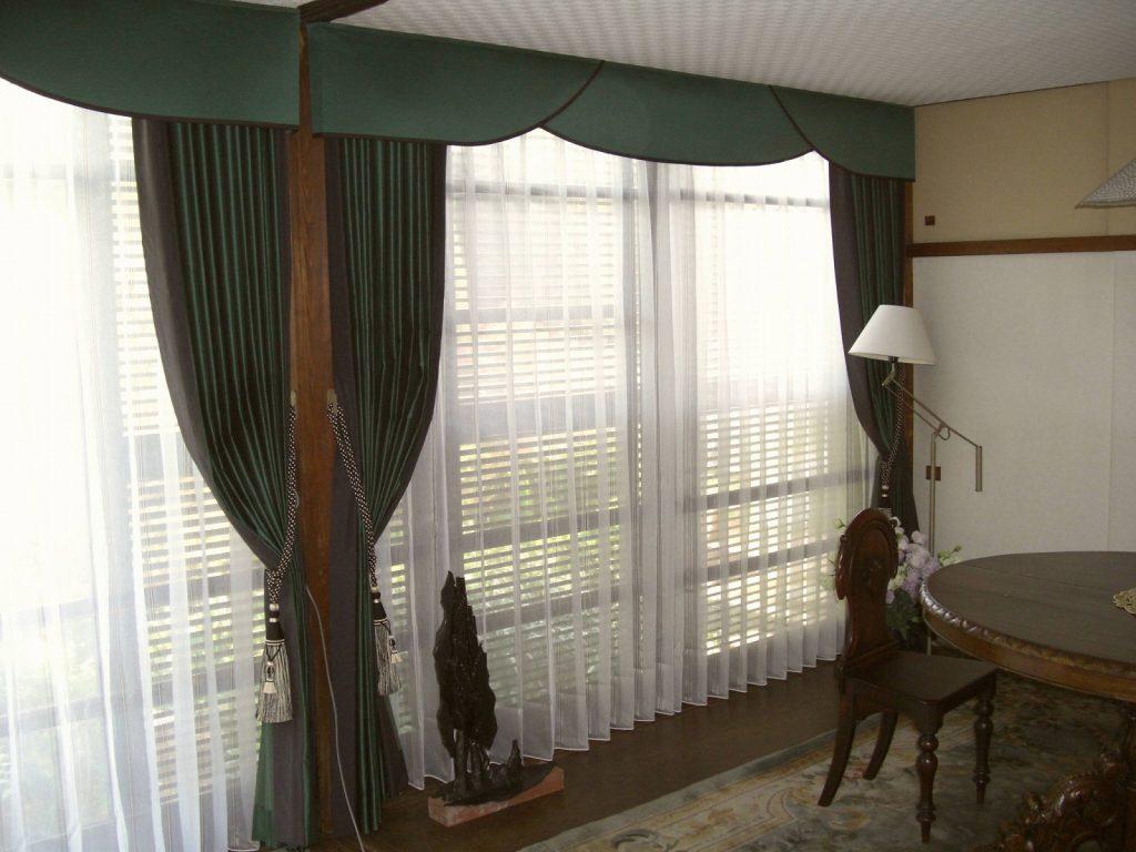 キファソの緑のカーテン
