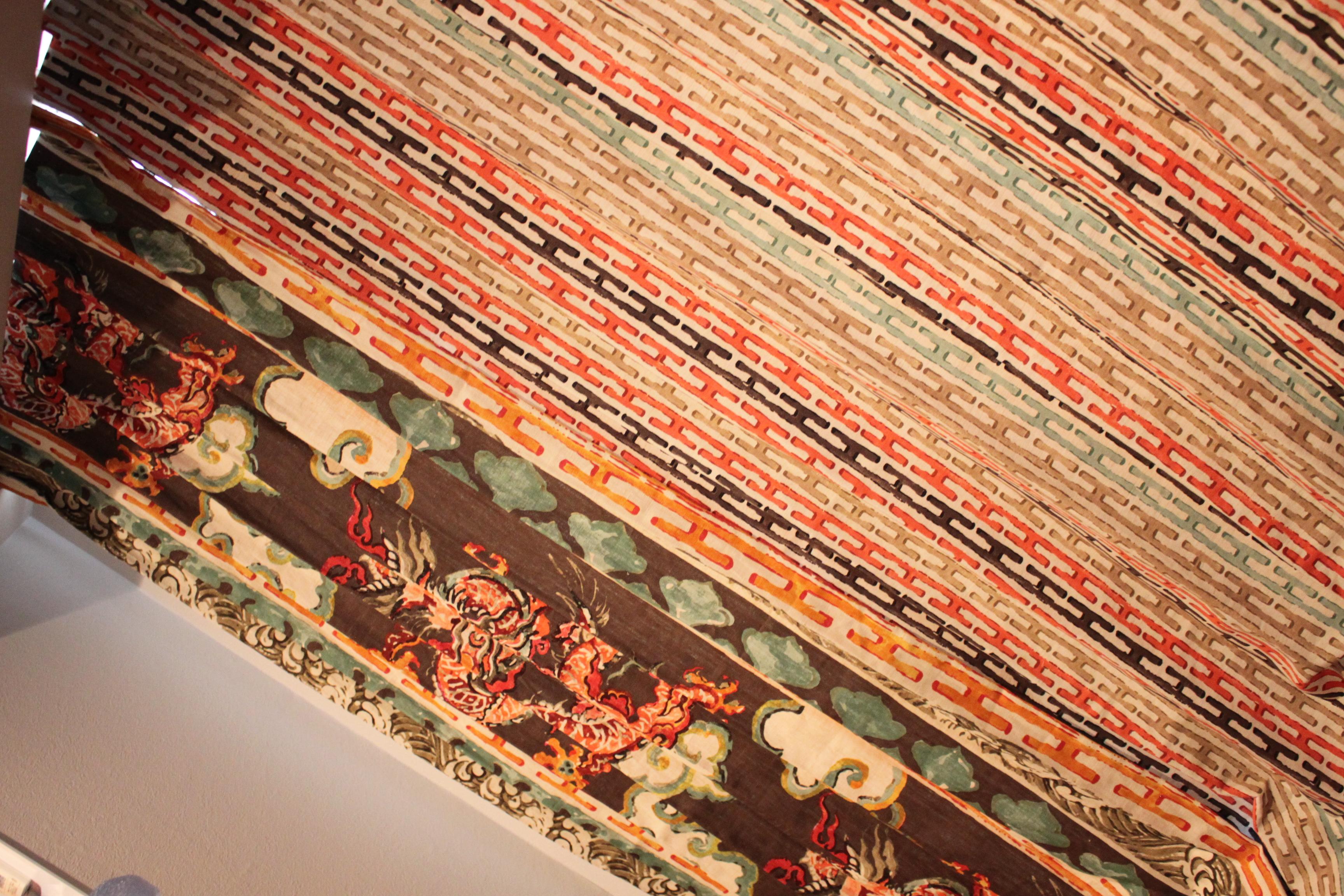 ジムトンプソンのカーテン